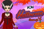 igrice za decu Halloween Dress Up