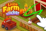 mobilne igrice Little Farm Clicker