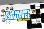Logo Memory Challenge: Cars Edition