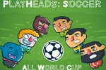 mobilne igrice Playheads: Soccer Allworld Cup