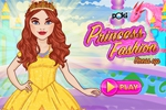 igrice za decu Princess Fashion Dress Up