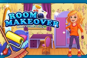 Room Makeover: Marie's Girl Games