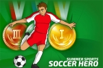 mobilne igrice Summer Sports: Soccer Hero