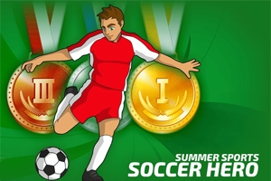 Summer Sports: Soccer Hero