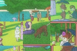 Swipe Art Puzzle Mania
