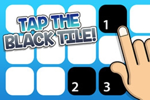 Tap the Black Tile!