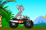 igrice za decu Tom and Jerry: Tom Super Moto