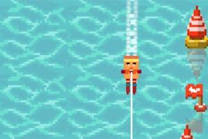 Water Skiing: Lake Ness