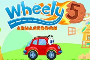 Wheely 5: Armageddon Mobile