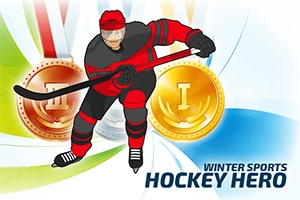 Winter Sports: Hockey Hero
