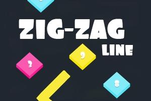 Zig-Zag Line