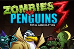 akcione igrice Zombies vs Penguins 3: Total Annihilation